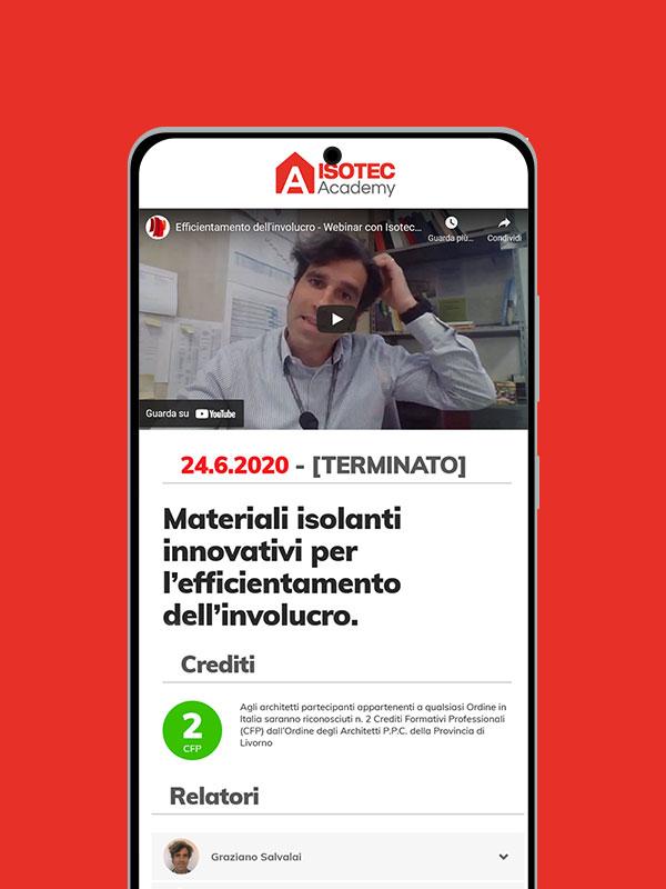 Realizzazione sito web mobile