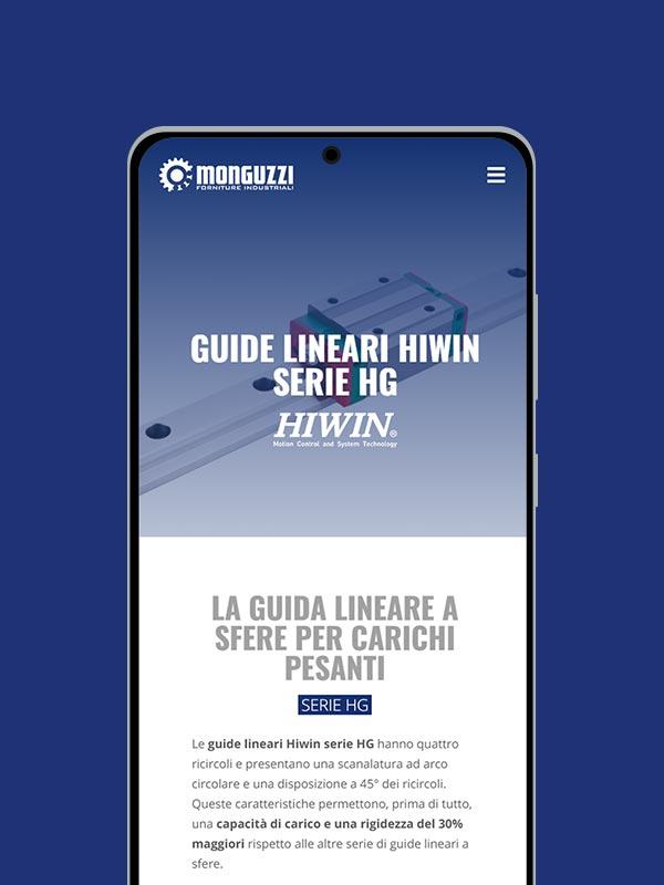 Realizzazione siti internet mobile